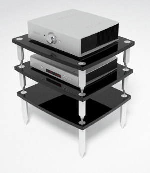Ground Shelf REVO Audio Stand