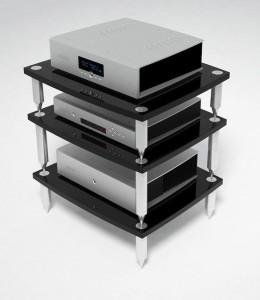 REVO STAND C 260x300 Ground Shelf